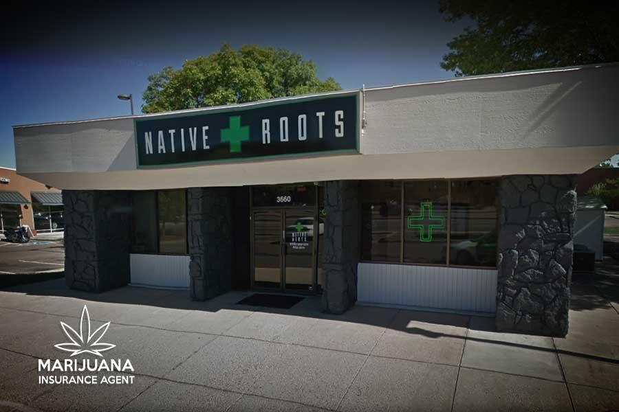 Native Roots Austin Bluffs Colorado